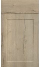 bella richmond halifax natural oak kitchen door