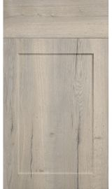 bella richmond halifax white oak kitchen door