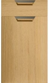 bella segreto lissa oak kitchen door