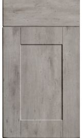 bella shaker london concrete kitchen door