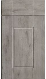 bella surrey london concrete kitchen door