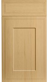 bella tullymore lissa oak kitchen door