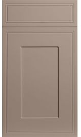 bella tullymore matt cashmere kitchen door