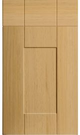 bella warwick lissa oak kitchen door