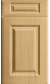 bella york lissa oak kitchen door