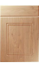 unique ascot light winchester oak kitchen door