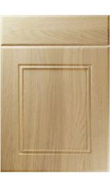 unique ascot lissa oak kitchen door
