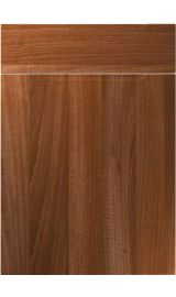 unique avienda opera walnut kitchen door