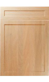 unique balmoral montana oak kitchen door