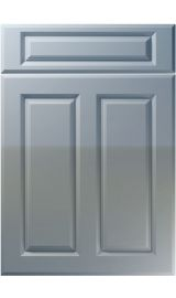 unique benwick high gloss denim kitchen door
