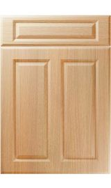 unique benwick light ferrara oak kitchen door