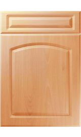 unique boston ellmau beech kitchen door