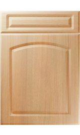 unique boston light ferrara oak kitchen door