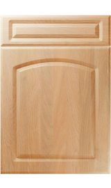 unique boston montana oak kitchen door
