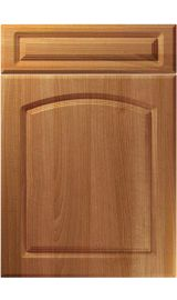 unique boston natural aida walnut kitchen door