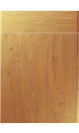 unique brecon winchester oak kitchen door