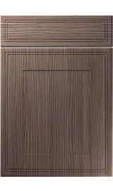 unique bridgewater brown grey avola kitchen door