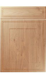 unique bridgewater light winchester oak kitchen door