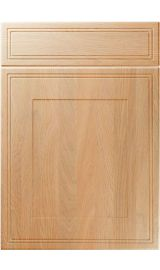 unique bridgewater montana oak kitchen door
