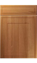 unique bridgewater natural aida walnut kitchen door