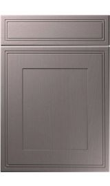 unique bridgewater painted oak dust grey kitchen door
