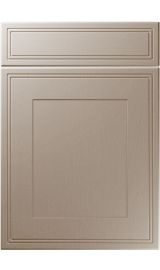 unique bridgewater painted oak stone grey kitchen door