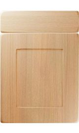 unique brockworth light ferrara oak kitchen door