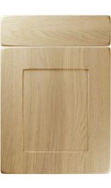 unique brockworth lissa oak kitchen door