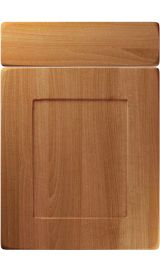unique brockworth natural aida walnut kitchen door