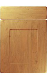 unique brockworth winchester oak kitchen door