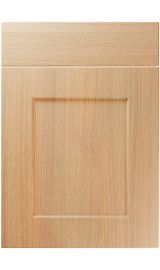 unique caraway light ferrara oak kitchen door
