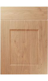 unique caraway light winchester oak kitchen door
