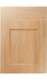 unique caraway montana oak kitchen door