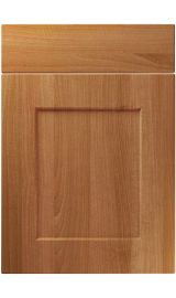 unique caraway natural aida walnut kitchen door