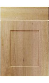 unique caraway odessa oak kitchen door