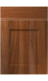 unique caraway opera walnut kitchen door
