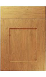 unique caraway winchester oak kitchen door