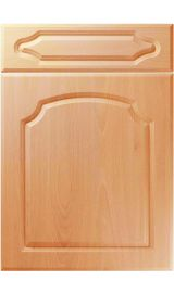 unique chedburgh ellmau beech kitchen door