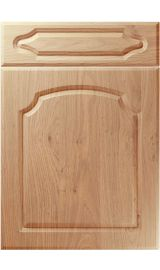 unique chedburgh light winchester oak kitchen door
