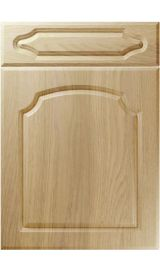 unique chedburgh lissa oak kitchen door