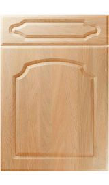unique chedburgh montana oak kitchen door