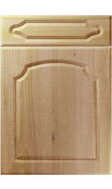 unique chedburgh odessa oak kitchen door