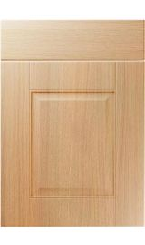 unique coniston light ferrara oak kitchen door