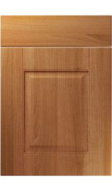 unique coniston natural aida walnut kitchen door