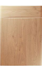 unique crossland light winchester oak kitchen door