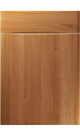 unique crossland natural aida walnut kitchen door