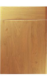 unique crossland winchester oak kitchen door