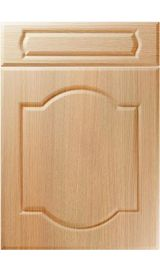 unique denham light ferrara oak kitchen door