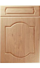 unique denham light winchester oak kitchen door