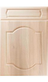 unique denham moldau acacia kitchen door